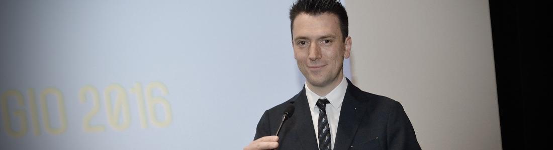 Il presidente di Confartigianato Giovani Imprenditori Damiano Pietri