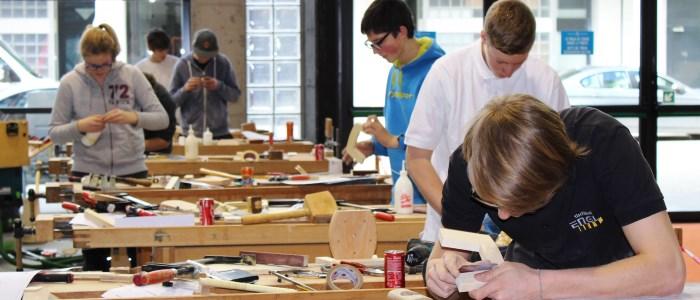 Foto 1 - Grande concentrazione durante la competizione