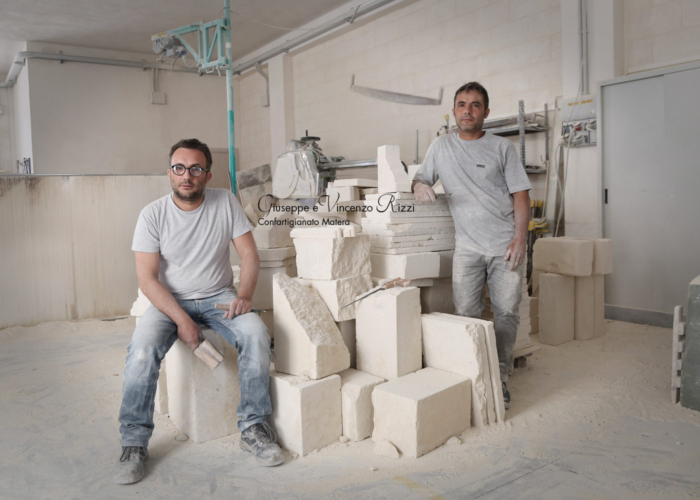 Giuseppe e Vincenzo Rizzi