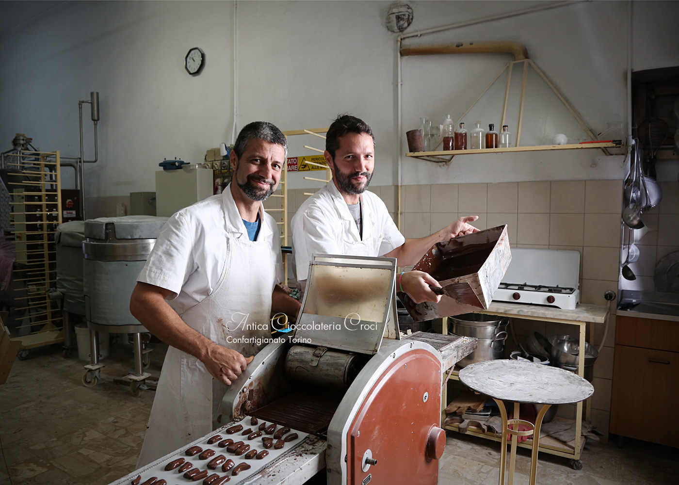 Antica cioccolateria Croci